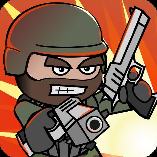 Tlcharger Code Triche Mini Militia – Doodle Army 2 APK MOD