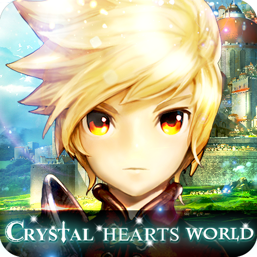 Tlcharger Gratuit Code Triche Crystal Hearts World APK MOD