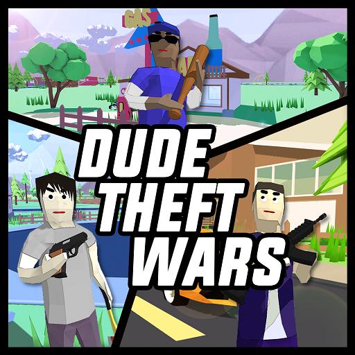 Tlcharger Gratuit Code Triche Dude Theft Wars Open World Sandbox Simulator BETA APK MOD