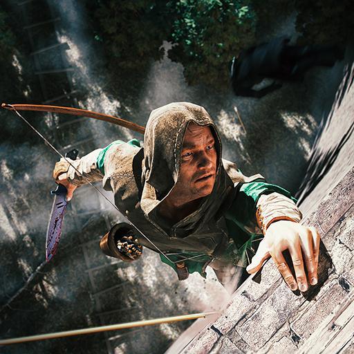 Tlcharger Gratuit Code Triche Ninja Samurai Assassin Hero IV Medieval Thief APK MOD
