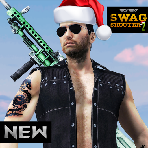 Tlcharger Gratuit Code Triche Swag Shooter 2 Christmas Survival Shooting Games APK MOD