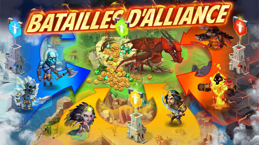 Battle Arena Heroes Adventure – Online RPG astuce Eicn.CH 2