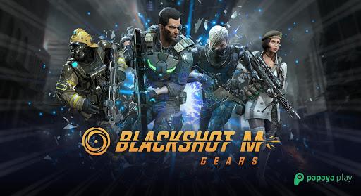 BlackShot M Gears astuce Eicn.CH 1