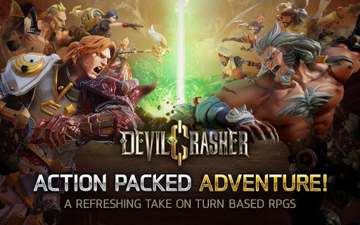 Devil Crasher astuce Eicn.CH 1