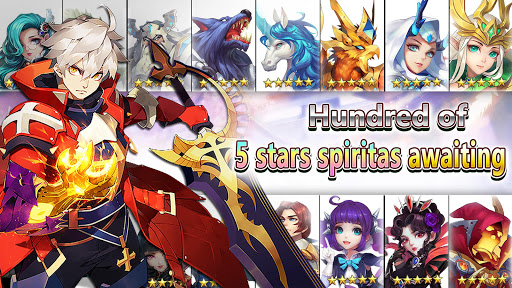 Fantasy Legend War of Contract astuce Eicn.CH 1