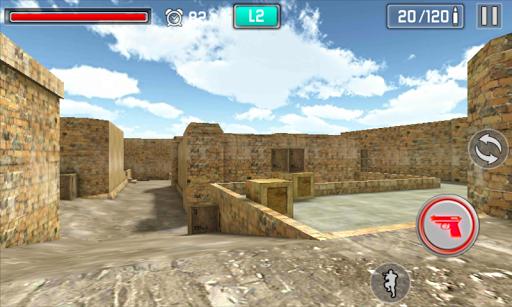 Guerre Gun Shoot astuce Eicn.CH 2