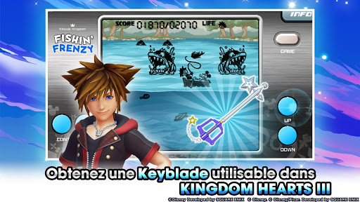 KINGDOM HEARTS Union Cross astuce Eicn.CH 1