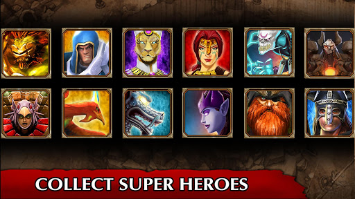 Legendary Heroes MOBA astuce Eicn.CH 2
