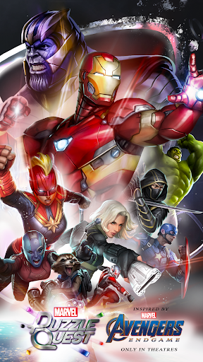 Marvel Puzzle Quest astuce Eicn.CH 1