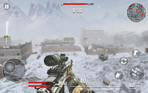Rules of Modern World War Winter FPS Shooting Game astuce Eicn.CH 2