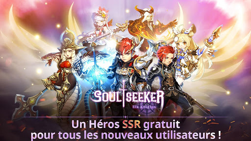 Soul Seeker Six Knights – RPG Action Stratgie astuce Eicn.CH 1