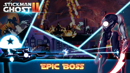 Stickman Ghost 2 Galaxy Wars – Shadow Action RPG astuce Eicn.CH 2