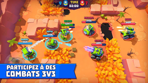 Tanks A Lot – Realtime Multiplayer Battle Arena astuce Eicn.CH 1
