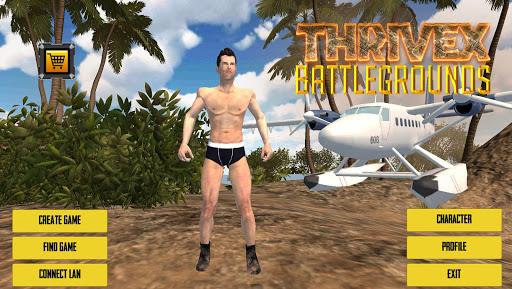 ThriveX Survival – Battlegrounds Royale astuce Eicn.CH 1