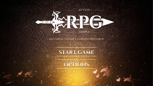 Action RPG Game Sample astuce Eicn.CH 1