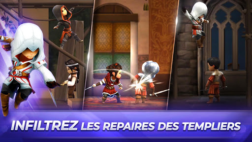 Assassins Creed Rebellion astuce Eicn.CH 1