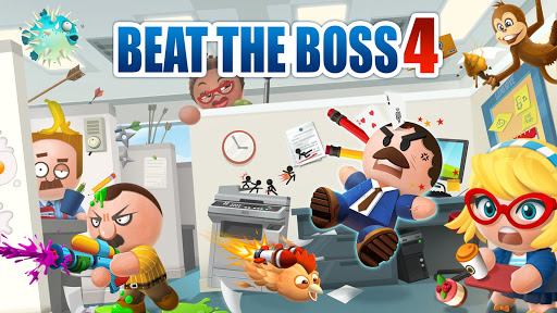 Beat the Boss 4 astuce Eicn.CH 1
