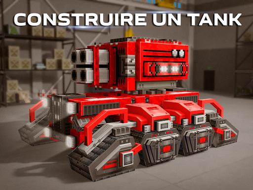 Blocky Cars – jeux de tank tank wars astuce Eicn.CH 1