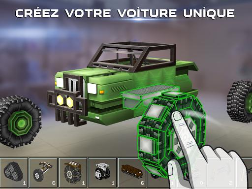 Blocky Cars – jeux de tank tank wars astuce Eicn.CH 2