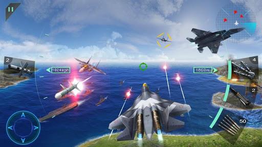 Combat arien 3D astuce Eicn.CH 1