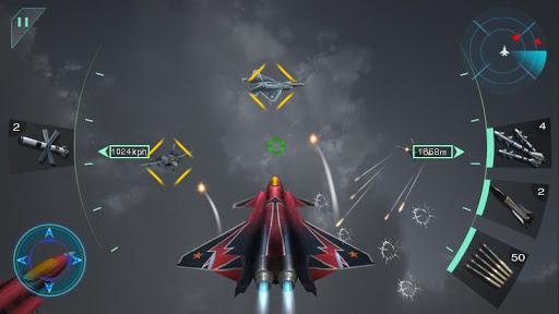 Combat arien 3D astuce Eicn.CH 2