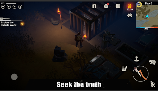 Days of Decay astuce Eicn.CH 2