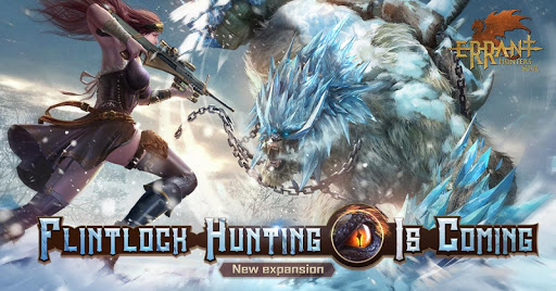 Errant Hunters Soul astuce Eicn.CH 1