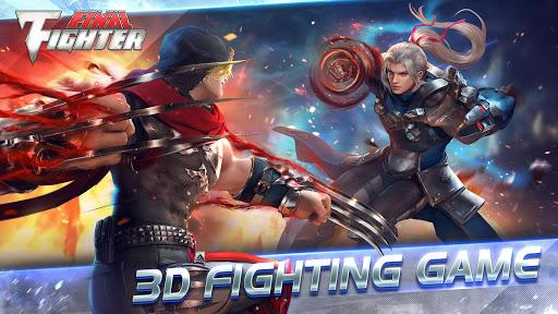 Final Fighter astuce Eicn.CH 1