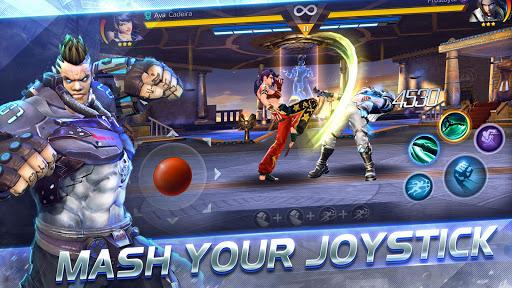 Final Fighter astuce Eicn.CH 2