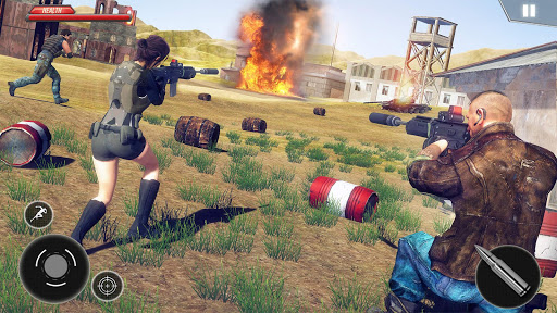 Firing Squad Fire Battleground Free Shooting Game astuce Eicn.CH 2