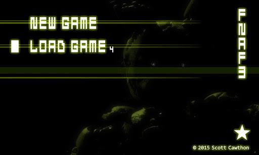 Five Nights at Freddys 3 Demo astuce Eicn.CH 1