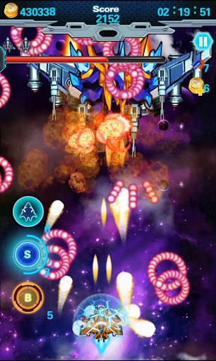 Galaxy Wars – Space Shooter astuce Eicn.CH 1