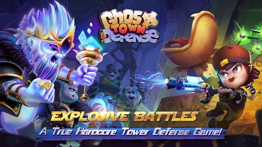 Ghost Town Defense astuce Eicn.CH 1