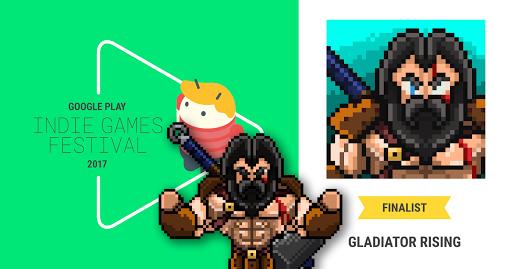 Gladiator Rising Roguelike RPG astuce Eicn.CH 2