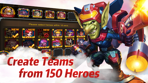 Heroes Charge astuce Eicn.CH 2