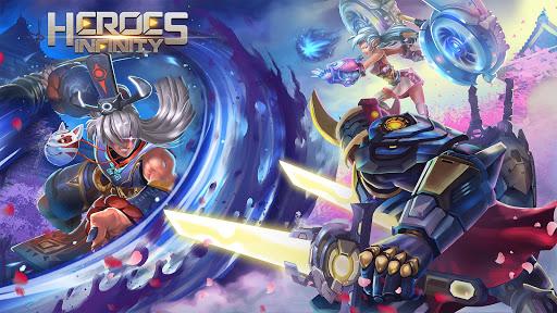 Heroes Infinity Blade amp Knight Online Offline RPG astuce Eicn.CH 2