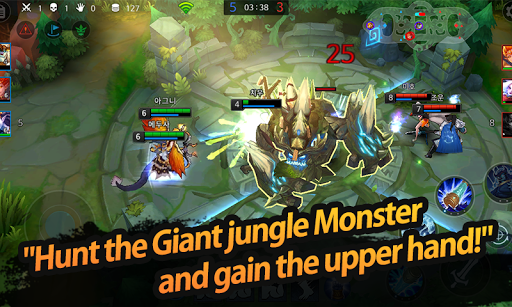 League of Masters astuce Eicn.CH 1