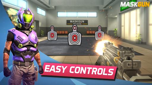 MaskGun – Jeu de tir en ligne multijoueur gratuit astuce Eicn.CH 1