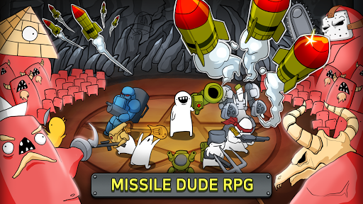Missile Dude RPG Tap Tap Missile astuce Eicn.CH 1