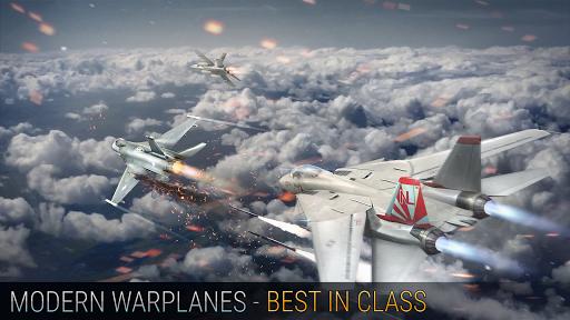 Modern Warplanes Wargame Shooter PvP Ace Warfare astuce Eicn.CH 1