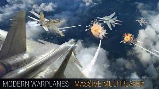 Modern Warplanes Wargame Shooter PvP Ace Warfare astuce Eicn.CH 2
