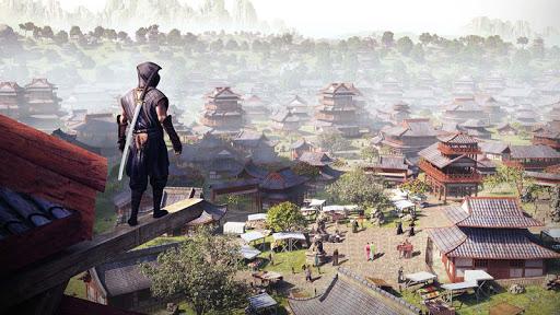 Ninja Samurai Assassin Hero II astuce Eicn.CH 1
