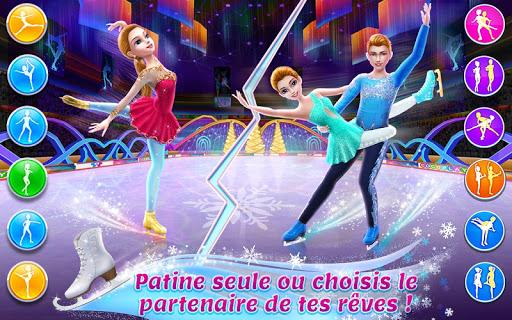 Patineuse artistique Piste des dfis de danse astuce Eicn.CH 2