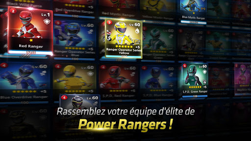 Power Rangers All Stars astuce Eicn.CH 2