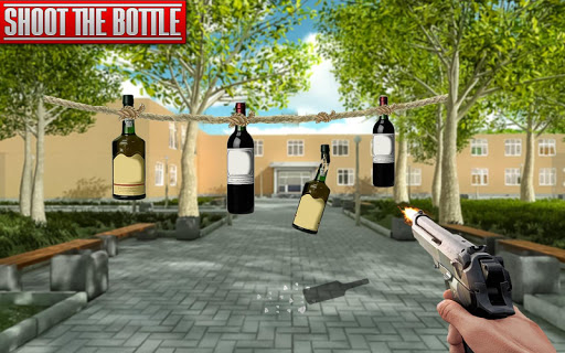 Real Bottle Shooting Free Games New Games 2019 astuce Eicn.CH 1