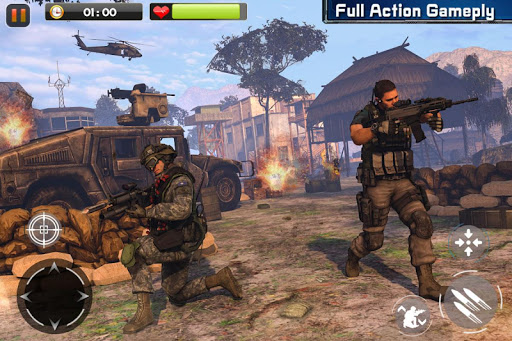 Real Commando Secret Mission – Free Shooting Games astuce Eicn.CH 2