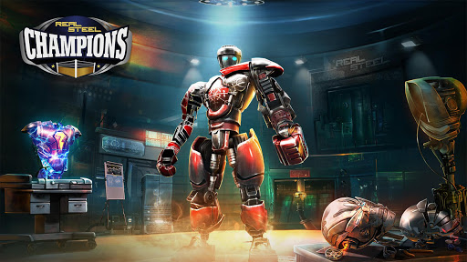 Real Steel Boxing Champions astuce Eicn.CH 1