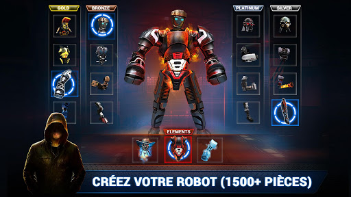 Real Steel Boxing Champions astuce Eicn.CH 2