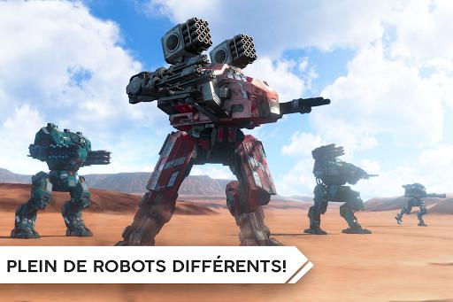 Robot Warfare Mech battle astuce Eicn.CH 2