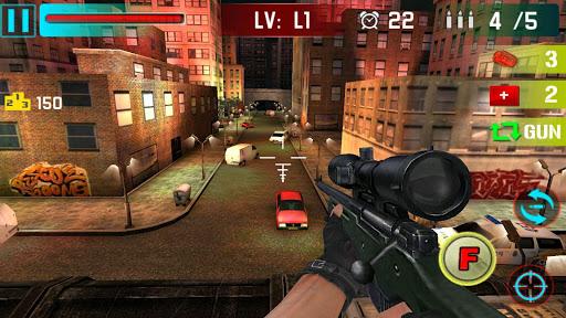 Sniper Tir Guerre 3D astuce Eicn.CH 1